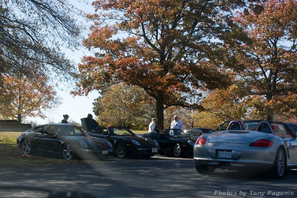 Fall Foliage Drive & Dine